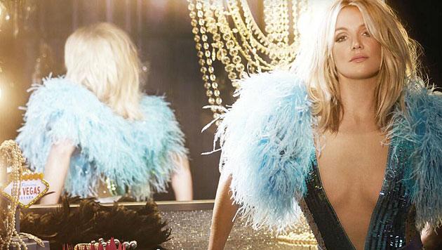 Britney Spears designt neuerdings sexy Unterwäsche (Bild: Instagram)