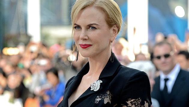 Nicole Kidman von Paparazzo niedergefahren (Bild: AP)