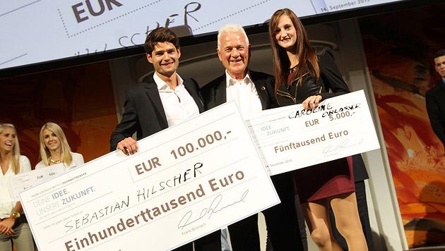 Stronach zahlt 100.000 Euro für beste Polit-Idee (Bild: Stronachinstitut für sozialökonomische Gerechtigkeit)