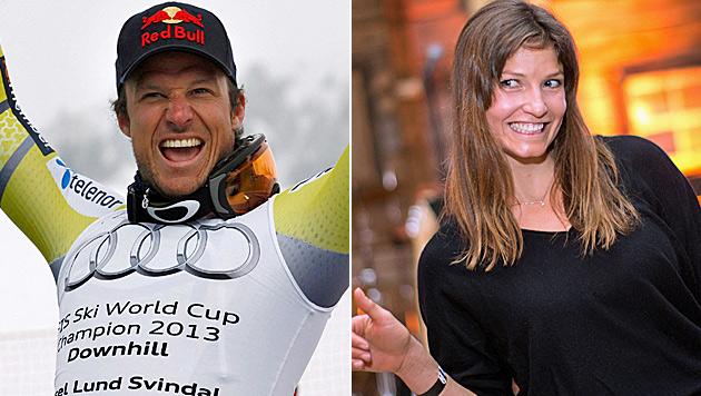 Liebes-Aus bei den Skistars Svindal und Mancuso (Bild: AP/APA/EXPA/JOHANN GRODER)