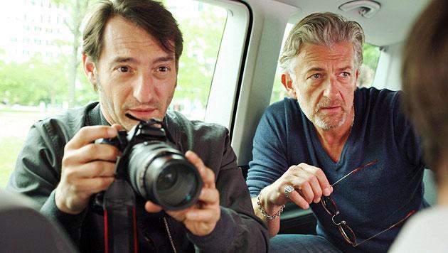 """Tatort""-Kommissare Raacke und Aljinovic hören auf (Bild: ORF)"