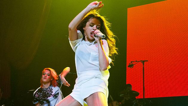 Selena Gomez: Kreischalarm beim Disney-Pop (Bild: Andreas Graf)