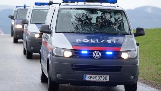Wilderer-Massaker von Annaberg: Ein Jahr danach (Bild: APA/ROBERT JAEGER)