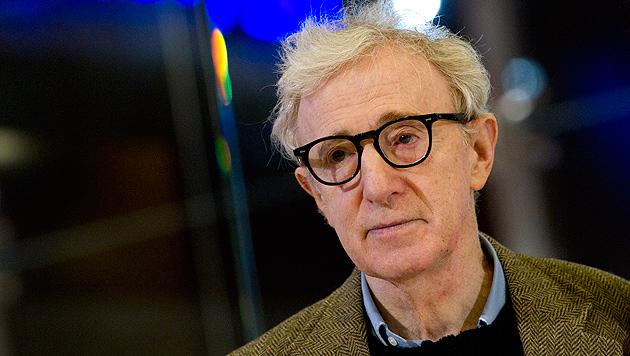 Woody Allen weist Missbrauchsvorwürfe zurück (Bild: AP)