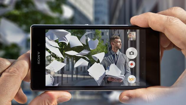 Xperia Z1: Sonys wasserfester Foto-Hit im Test (Bild: Sony)