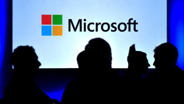 Erneut Razzia in chinesischen Microsoft-Büros (Bild: EPA)