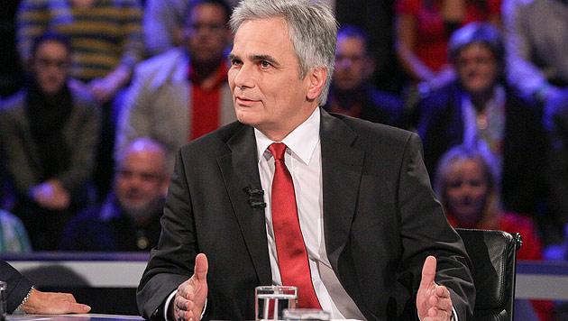 """SPÖ: Sujet auf Türkisch """"kein offizielles Plakat"""" (Bild: ORF)"""