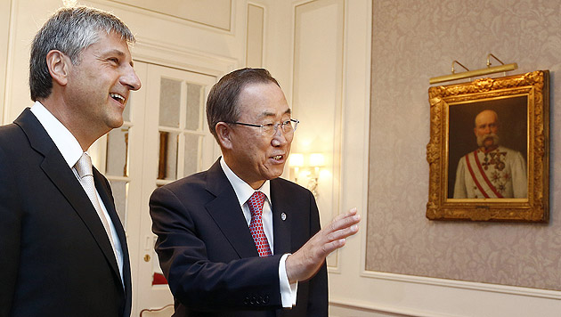 Spindelegger lässt UNO-Generaldebatte sausen (Bild: APA/Dragan Tatic)