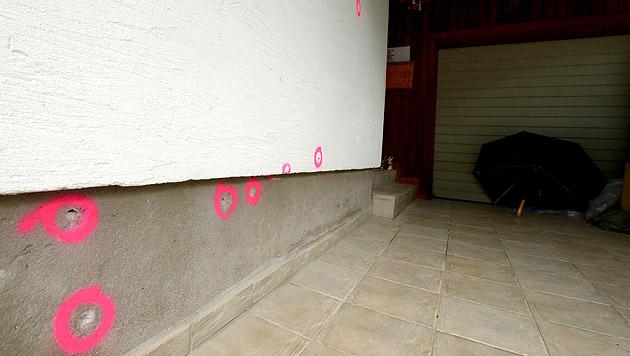 Wilderer-Massaker von Annaberg: Ein Jahr danach (Bild: APA/ROLAND SCHLAGER)