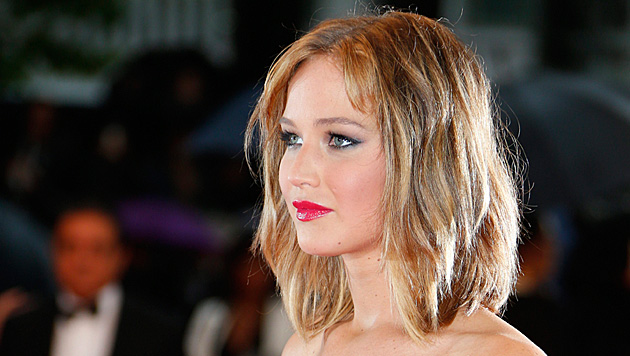 Knallhartes Work-out für Jennifer Lawrence (Bild: EPA)