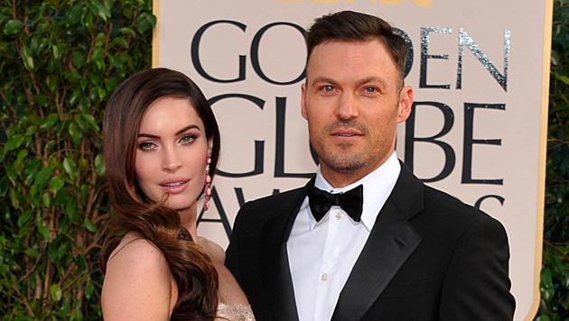 """Megan Fox"""" zweites Kind wird wieder ein Bub (Bild: AP)"""