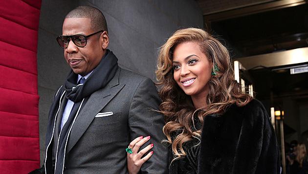 Beyonce und Jay-Z sind bestverdienendes Promi-Paar (Bild: AP)