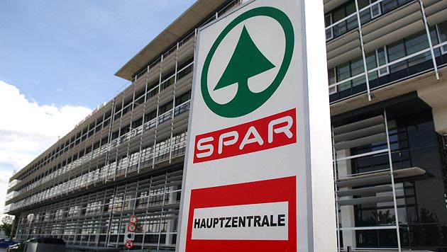 Bußgeldanträge gegen Spar - Konzern wehrt sich (Bild: APA/Barbara Gindl)