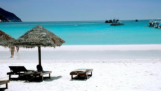 Malaysia: Ein Urlaubstraum in Türkis (Bild: thinkstockphotos.de)