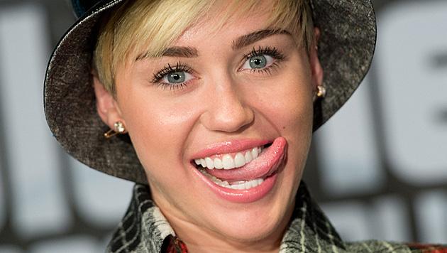 """Miley Cyrus: """"Ich bin ein guter Mensch"""" (Bild: EPA)"""