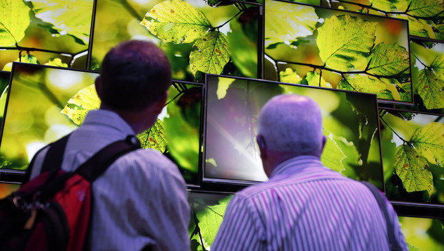 Samsung und Sky schmieden Ultra-HD-Bündnis (Bild: AP)