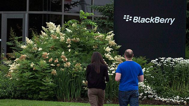 Blackberry verhandelt nun auch mit SAP und Google (Bild: AP)