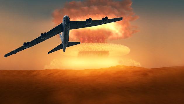 Minister droht nach Fake-Nachricht mit Atomwaffen (Bild: thinkstockphotos.de, EPA, krone.at-Grafik)