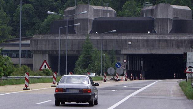 """Tunnel bekommen """"Ohren"""" für mehr Sicherheit (Bild: Christian Jauschowetz (Symbolbild))"""