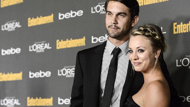 """""""Big Bang Theory""""-Star Cuoco zeigt neuen Freund (Bild: AP)"""