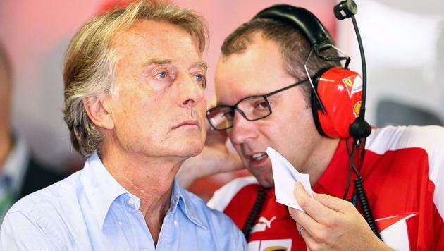 Ferrari konzentriert sich schon auf 2014 (Bild: EPA)