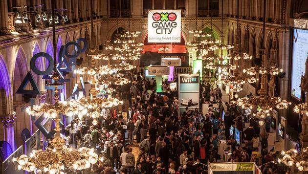 """""""Game City"""" vom 10. bis 12. Oktober wieder in Wien (Bild: Game City/Jolly Schwarz)"""