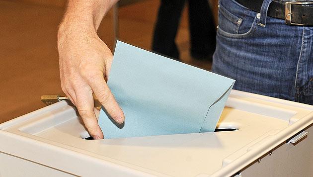 Gemeinderatswahl in NÖ: Urnengang am 25. Jänner (Bild: APA/Robert Parigger)