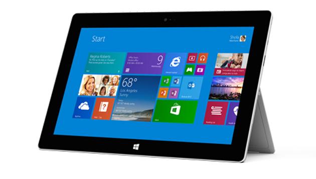 Microsofts neue Surface-Tablets ab jetzt verfügbar (Bild: Microsoft)