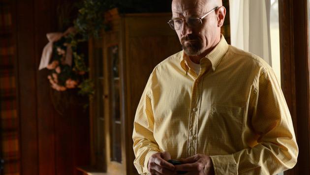 "Bryan Cranston in der Kultserie ""Breaking Bad"" (Bild: AP)"