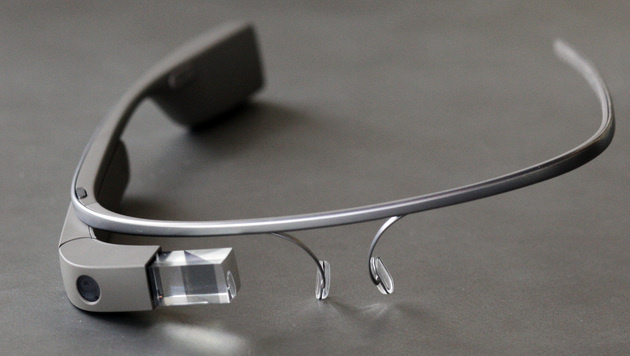 Google holt Werbefachfrau für Datenbrille ins Boot (Bild: AP)