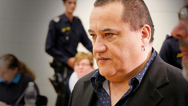 Der verurteilte Michael K. (Bild: Martin A. Jöchl, krone.at-Grafik)