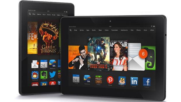 Fire HDX: Amazon kündigt neue Kindle-Tablets an (Bild: Amazon)
