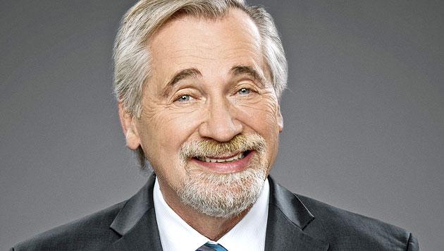 """Peter Rapp: """"Ich hatte einen Herzinfarkt!"""" (Bild: ORF/Thomas Ramstorfer)"""