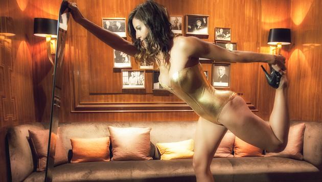 Sexy Boarderin Julia Dujmovits hat sich verlobt! (Bild: DUJMOGRAPJY (Georg Dujmovits Photography))