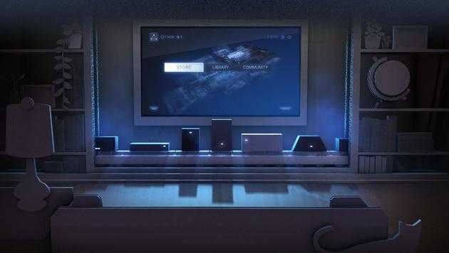 Steam Machines kommen auch mit AMD-Innenleben (Bild: steampowered.com)