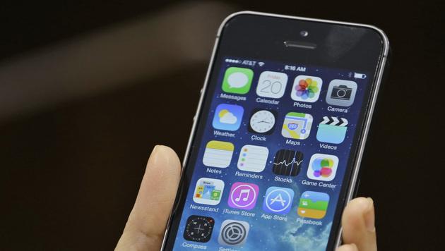 Apps stürzen auf iPhone 5S doppelt so häufig ab (Bild: AP)