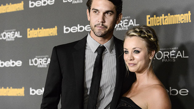 """Big Bang Theory""-Beauty Kaley Cuoco ist verlobt (Bild: AP)"