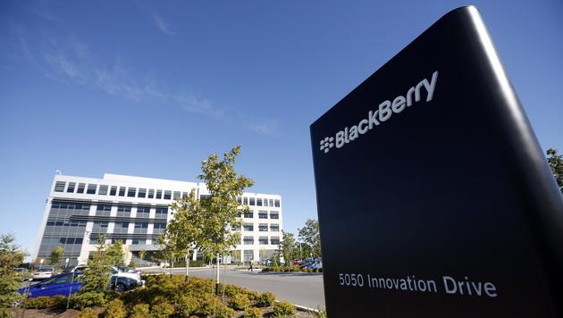 Blackberry verkauft viele seiner Gebäude in Kanada (Bild: EPA)