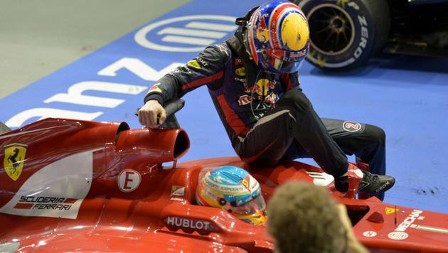 "Webber erhielt ""Taxirechnung"" über 20.000 Euro (Bild: EPA)"