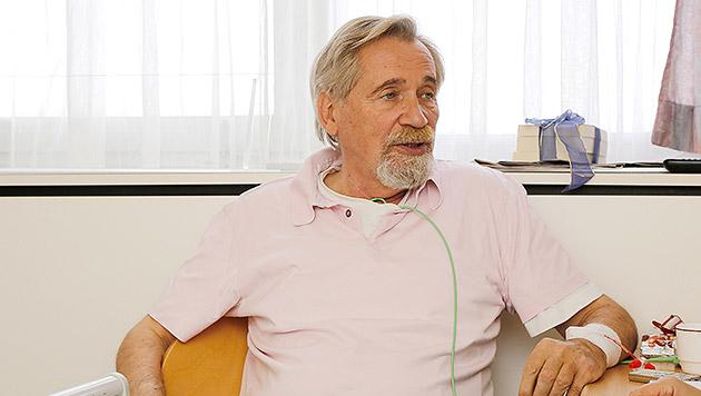 """Rapp über Herzinfarkt: """"Das ist ein Naturereignis"""" (Bild: Martin A. Jöchl)"""