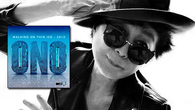 Yoko Ono erneut auf Platz eins der US-Dance-Charts (Bild: Yoko Ono/Twisted Records)