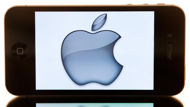 Branchenexperten erwarten Stagnation bei Apple (Bild: Sebastian Kahnert/dpa)