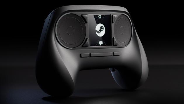 """Valve enthüllt neuartigen """"Steam Controller"""" (Bild: steampowered.com)"""