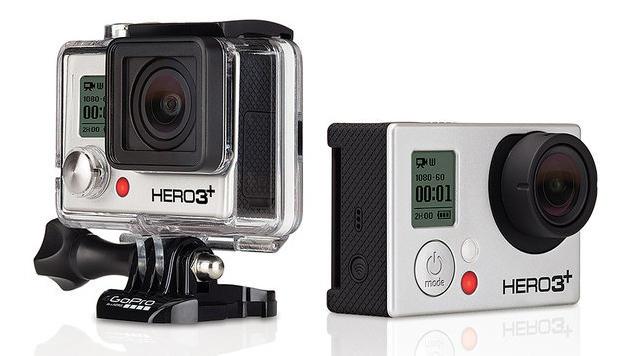 Actioncam-Macher GoPro begehrt bei den Börsianern (Bild: GoPro)