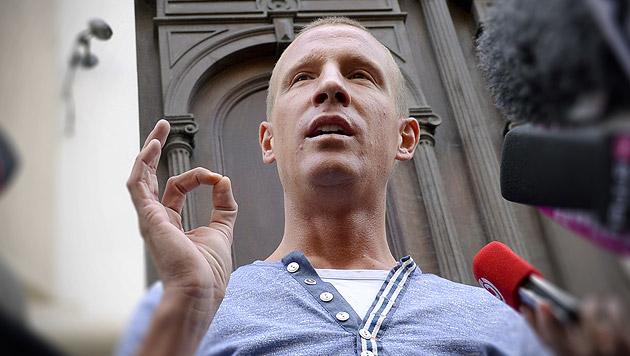 """BZÖ schmeißt Petzner wegen """"Gefahr im Verzug"""" raus (Bild: APA/HANS KLAUS TECHT, krone.at-Grafik)"""