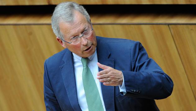 "Ex-Generalsekretär: ""Selbstaufgabe der ÖVP"" (Bild: APA/ROBERT JAEGER)"