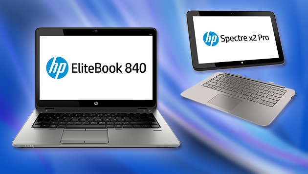 """HP will Arbeiten am PC endlich """"sexy"""" machen (Bild: thinkstockphotos.de, HP, krone.at-Grafik)"""