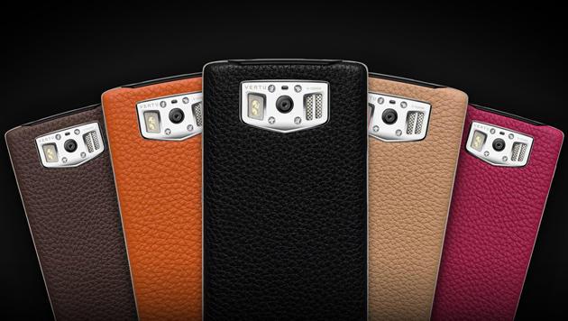 Luxus-Smartphone für 4.900 Euro angekündigt (Bild: Vertu)