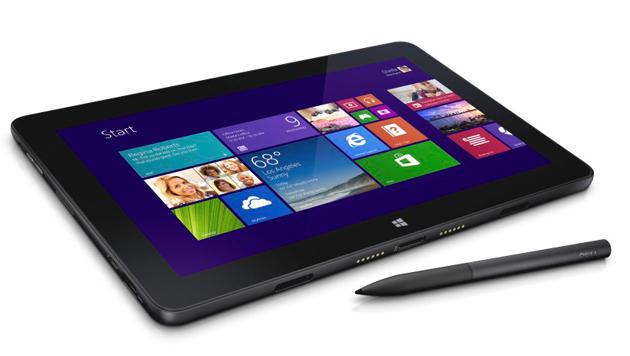 Dell kündigt gleich fünf neue Touch-Boliden an (Bild: Dell)