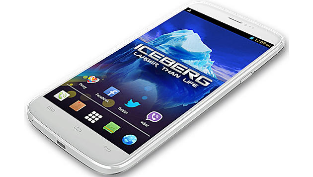 """Iceberg"": Dieses Smartphone brandmarkt Diebe (Bild: my|Phone)"